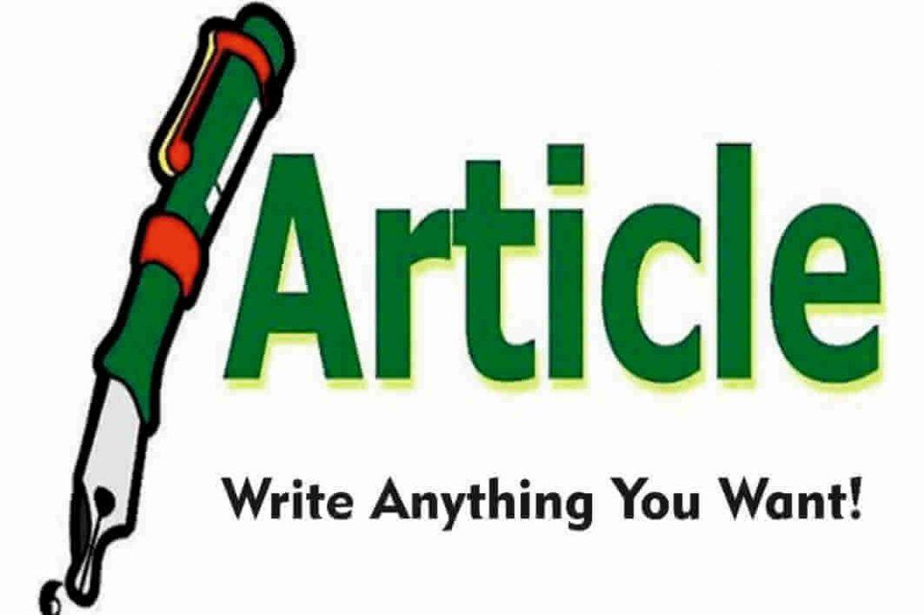 Write a post